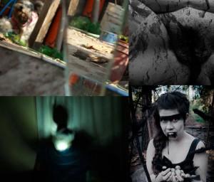 """Collage """"Fragmentos del Inconsciente"""""""