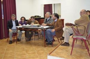 Comisión evaluadora
