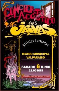 El concierto en conjunto está fijado para el sábado 6 de junio a las 21.00 horas