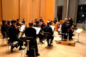 Coro Auditivvokal y Ensemble Iberoamericano