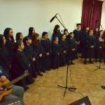 Coro del colegio Guardiamarina Riquelme