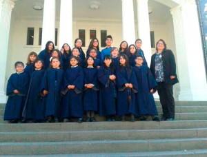 Coro Colegio Guardiamarina Riquelme