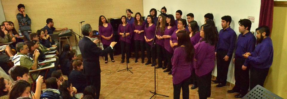 Culmina Temporada Artística UPLA 2015
