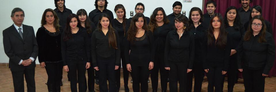 Coro de Cámara UPLA participará en Encuentro Coral de Viña del Mar