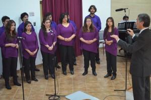 Coro de Cámara UPLA