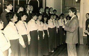 Coro de Cámara '70