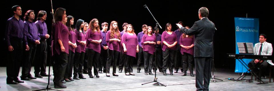 Coro de Cámara UPLA realizará gira internacional a Brasil