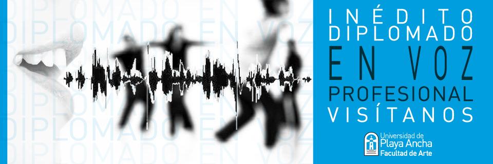 Inédito diplomado de voz profesional se abre en la UPLA