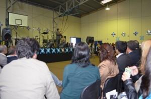 Rector Patricio Sanhueza
