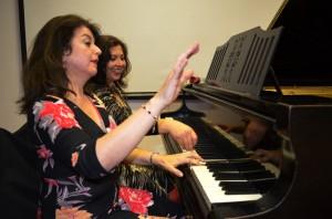 Dúo de Piano a cuatro manos