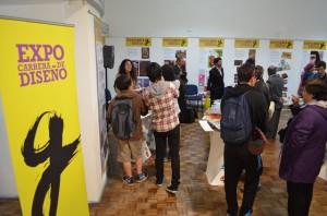 Expo 2014 carrera de Diseño UPLA