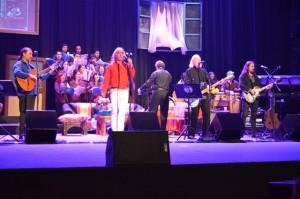 Coro de Cámara junto a Los Jaivas