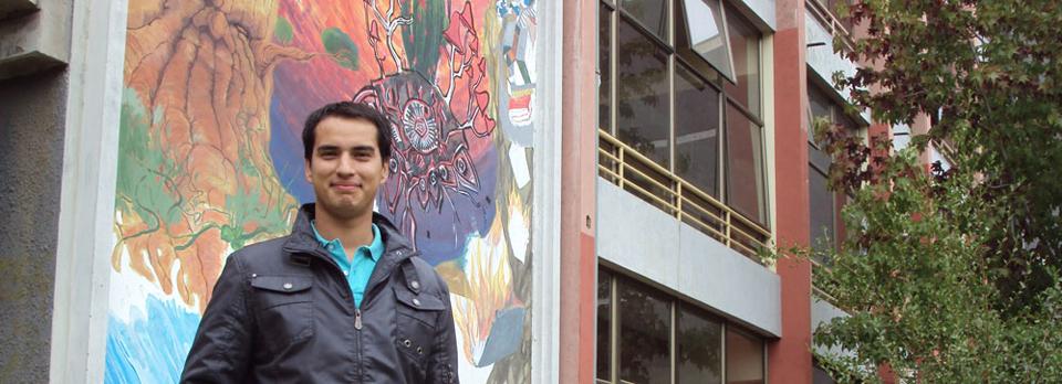 "Daniel Ángel: ""Deseo poder transmitir mi experiencia y aprendizaje"""