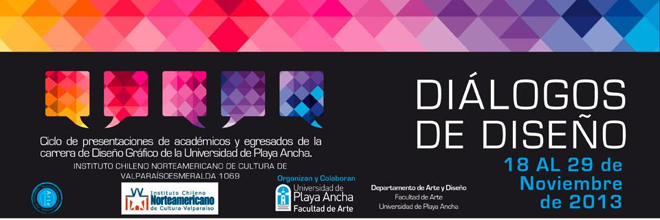 Encuentro de Diseño Gráfico se inicia en Instituto Chileno Norteamericano de Cultura
