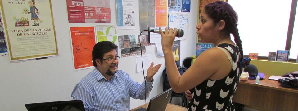 Positivo balance del Diplomado de Voz Profesional UPLA