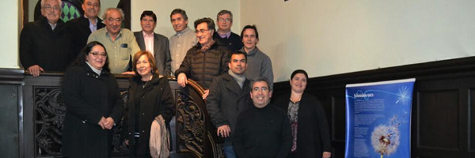 Director del Coro de Cámara de la UPLA se reunió con sus pares en Valdivia