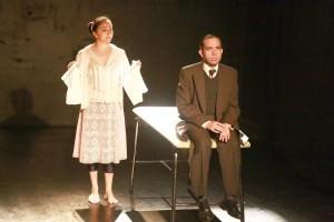 Edmond cuenta con la actuación de la actriz nacional Ximena Rivas