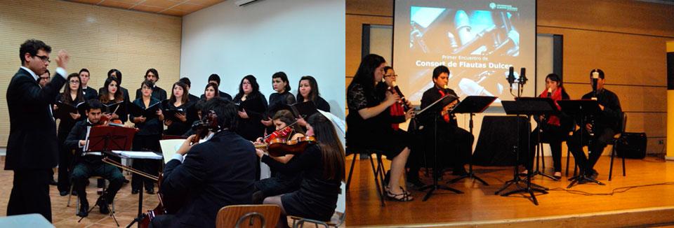 Agrupaciones de la Facultad de Arte darán conciertos de Navidad
