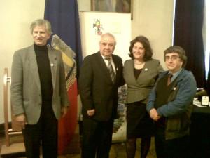Decanos Embajadores de Valparaíso