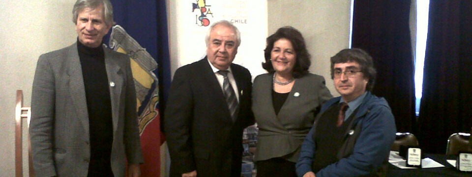 Nombran a decanos UPLA como embajadores de Valparaíso