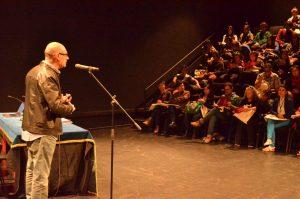 Giulio Ferretto, director Departamento de Artes Escénicas