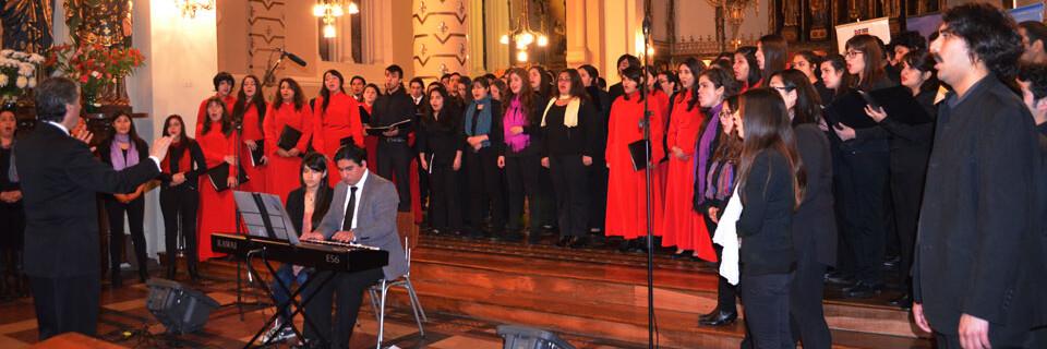 Realizan 1er Encuentro Regional de Coros Universitarios en Valparaíso