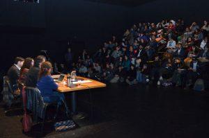 Encuentro de Teatro en la Sala UPLA