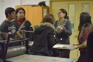 El encuentro lo lideran los profesores Víctor Maturana y Yasna Pinto