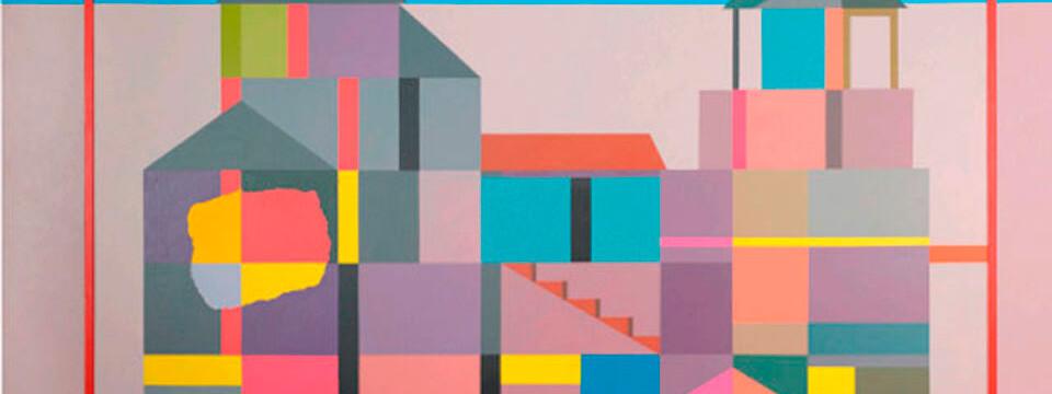 Artista de la UPLA presenta exposición de pintura en galería santiaguina