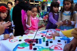 Escuela Rural Limachito de Limache Viejo.