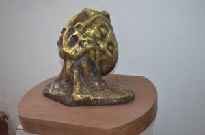 """Escultura """"La Carne del Coloso"""""""