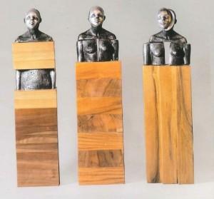 Escultura de Nicole García