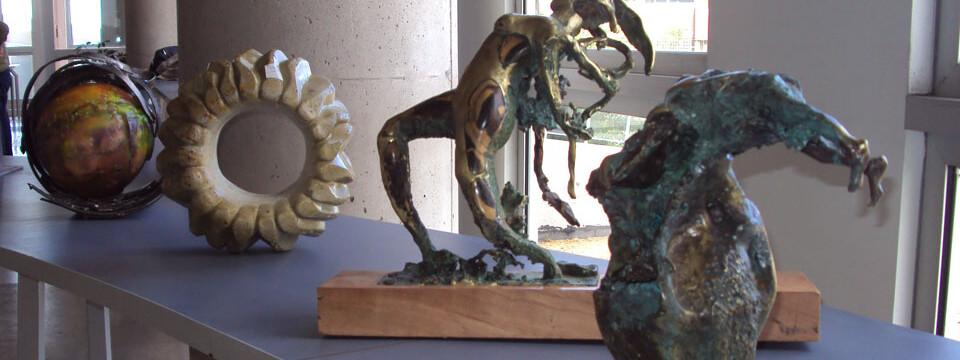 55 obras buscan ser reconocidas en la Anual de Arte 2013