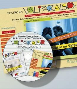 Segunda investigación sobre historia del teatro en Valparaíso