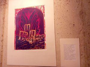 Expo grabado de arte