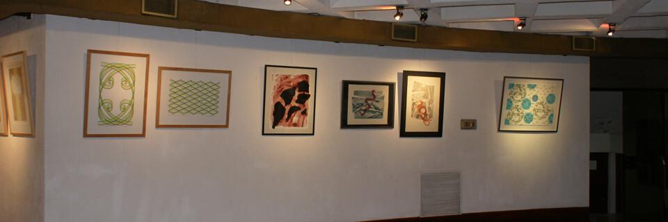 Muestra de grabado se exhibe en Galería de Arte de Temuco