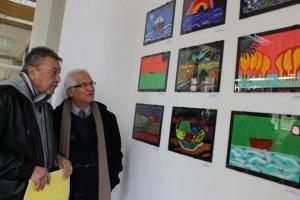 """Exposicion """"Vanguardias, un viaje a través del color"""""""