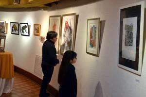 """Exposición """"Movimiento del Grabado a lo Telúrico"""""""