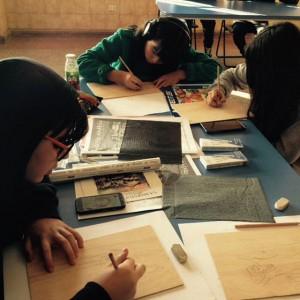 """""""Express-arte, perfeccionamiento en la educación de las artes visuales"""""""