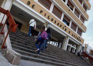 Facultad de Filosofía y Letras (Foto: UNCuyo)