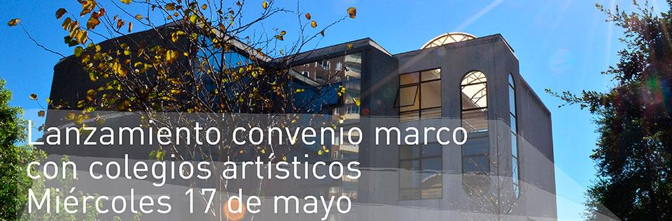 Facultad de Arte lanzará convenio marco de cooperación con colegios artísticos