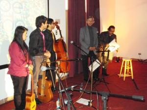 Felipe Laborde decano Facultad de Arte