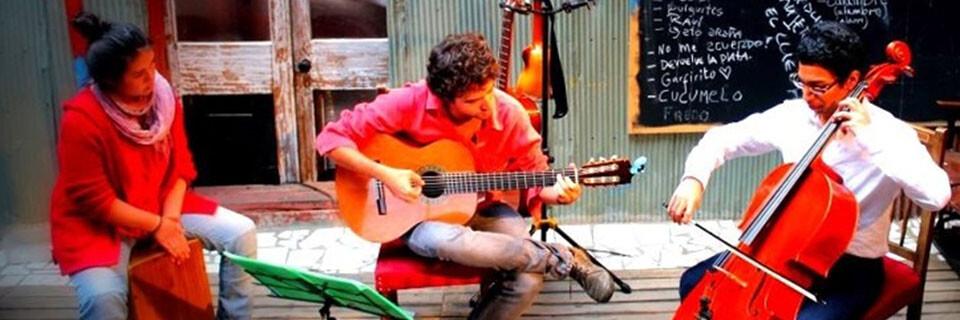 Estudiante de Música se adjudica Fondo de Cultura para lanzar su disco debut