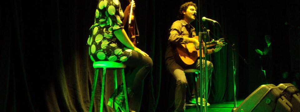 Con música y teatro Facultad de Arte recibe a sus nuevos alumnos