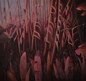 Transgénico (pintura) de Felipe Oyaneder