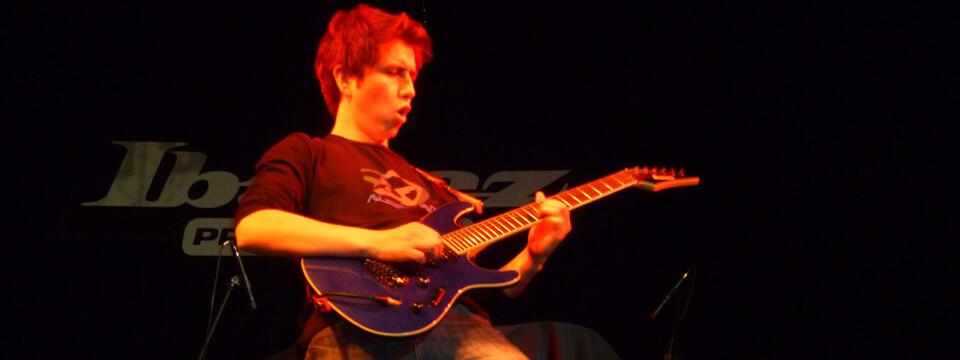 Alumno de la Facultad de Arte se presentará en festival de guitarra en Caldera