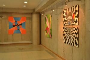 """Exposición """"Forma y color"""""""