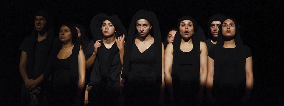 Estudiantes de Teatro presentan producción de egreso compartido en Sala UPLA