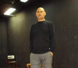 Giulio Ferreto Salinas, director del Departamento de Artes Escénicas de la UPLA
