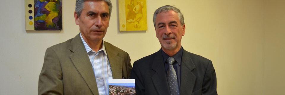 Académicos lanzan libro con historias de cerros de Valparaíso